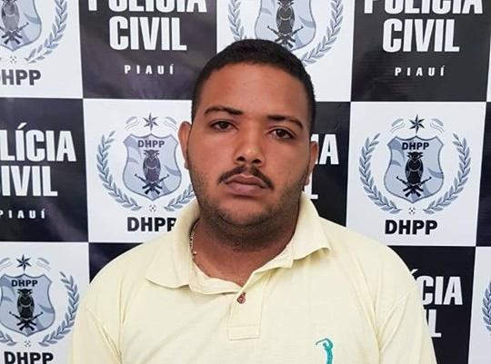 Preso acusado de participar de morte de jogador em Teresina