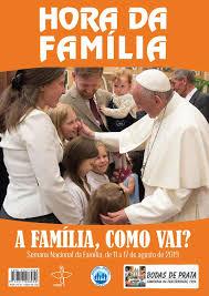 BENEDITINOS:Vem ai a Semana Nacional da Família,programação de abertura