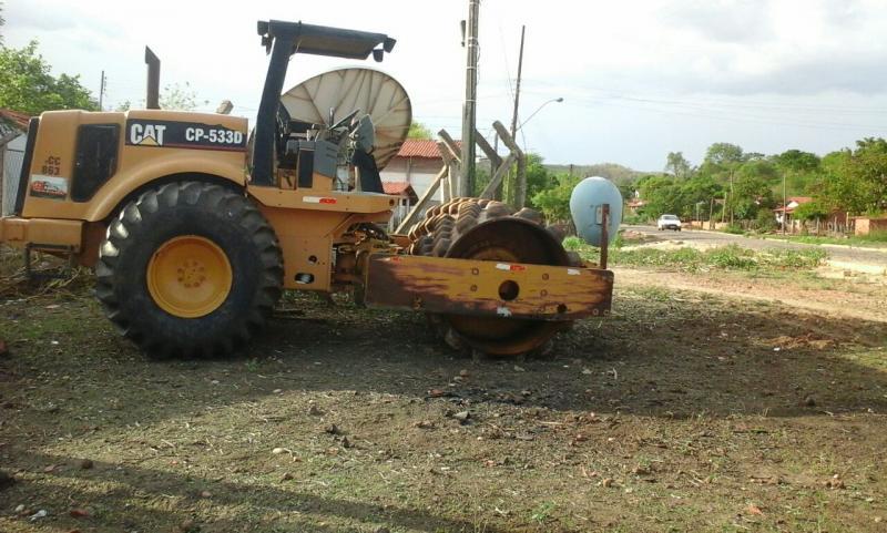 Nazária avança em infraestrutura com novas obras
