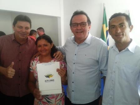 Prefeitura de Alto Longá efetiva 36 novos servidores concursados.