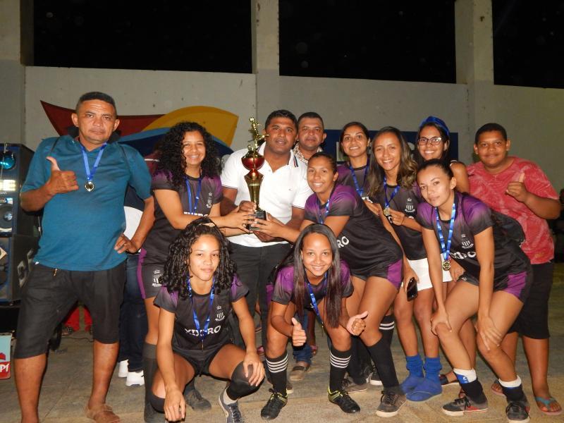Campeonato municipal de Futsal de Cristino Castro chega ao fim