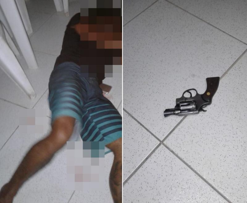 Homem reage assalto e mata suspeito no interior do Piauí
