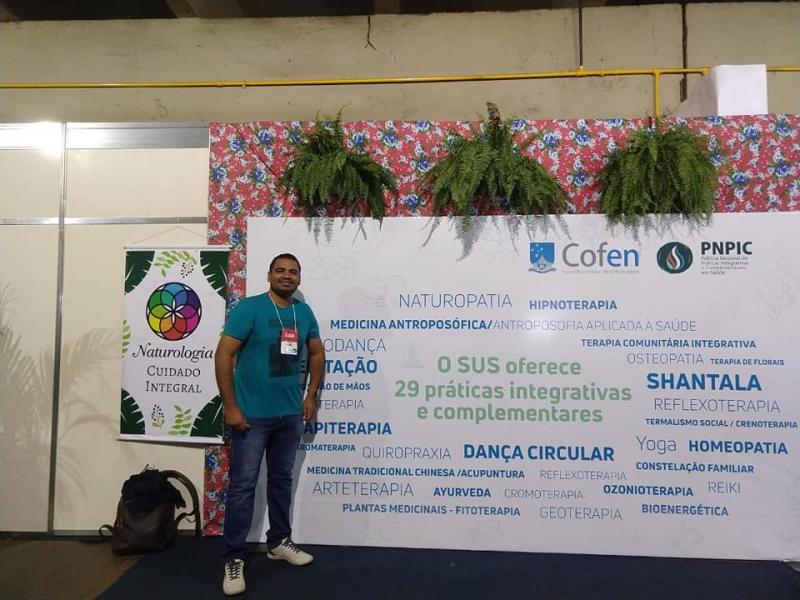 Demerval Lobão | Coordenador participa da 16ª Conferência Nacional da Saúde