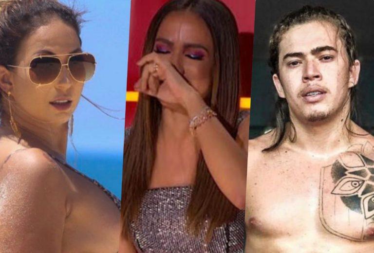 Whindersson Nunes, Anitta e Valesca Popozuda revelam falência