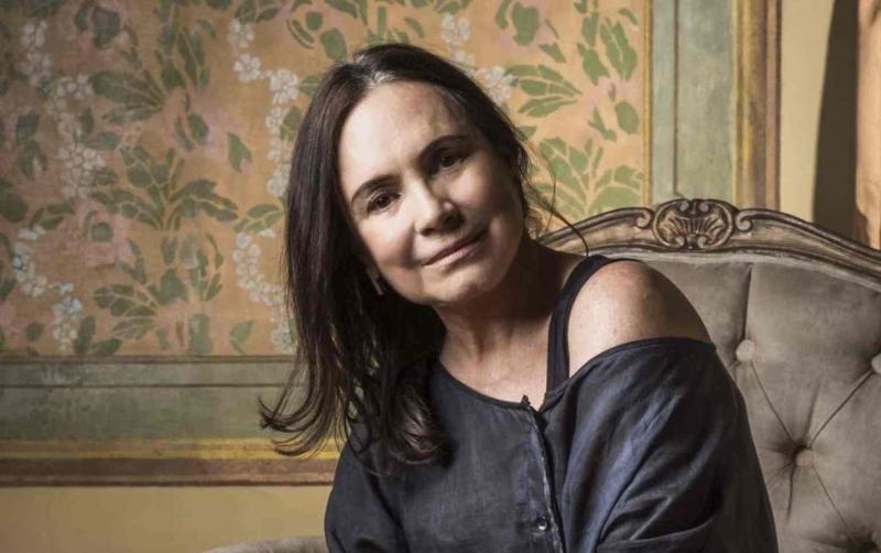 Regina Duarte diz que demissão de José Mayer da Globo foi 'canalhice'