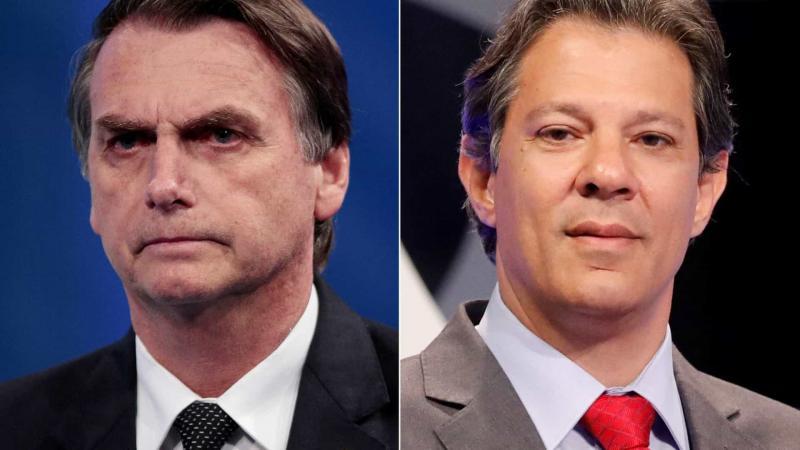 TSE julga improcedente ação de Bolsonaro contra Haddad