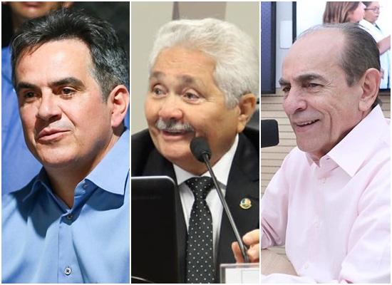 Senadores piauienses votarão a favor da reforma da Previdência
