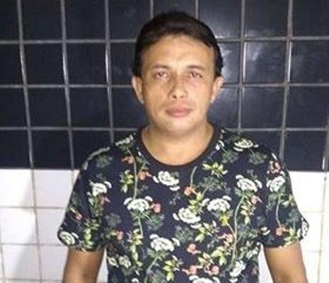 Após agredir a esposa, Paulinho Paixão é preso em Bacabal
