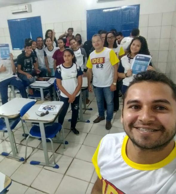 Secretaria de Educação de Lagoinha do Piauí realiza revisão com alunos