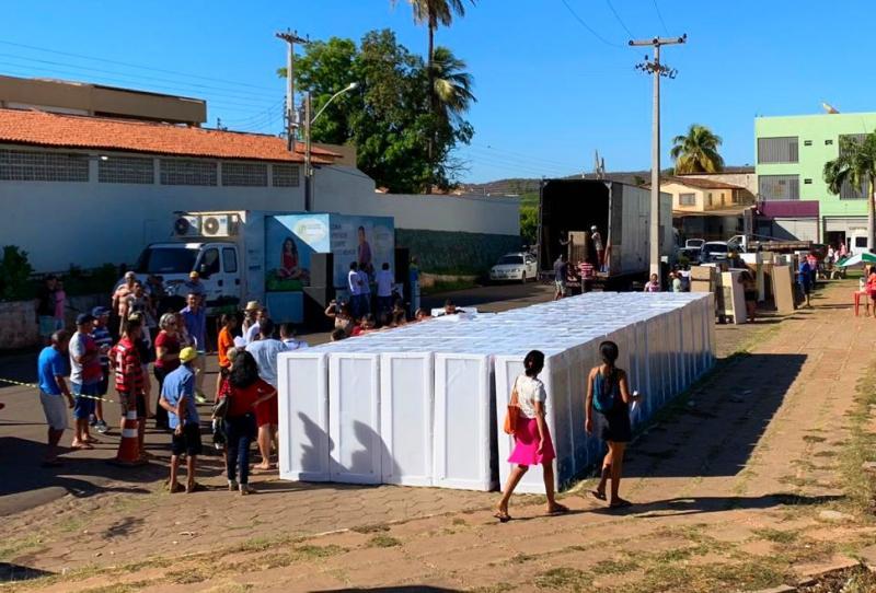 Equatorial Piauí entregará centenas de geladeiras em Teresina