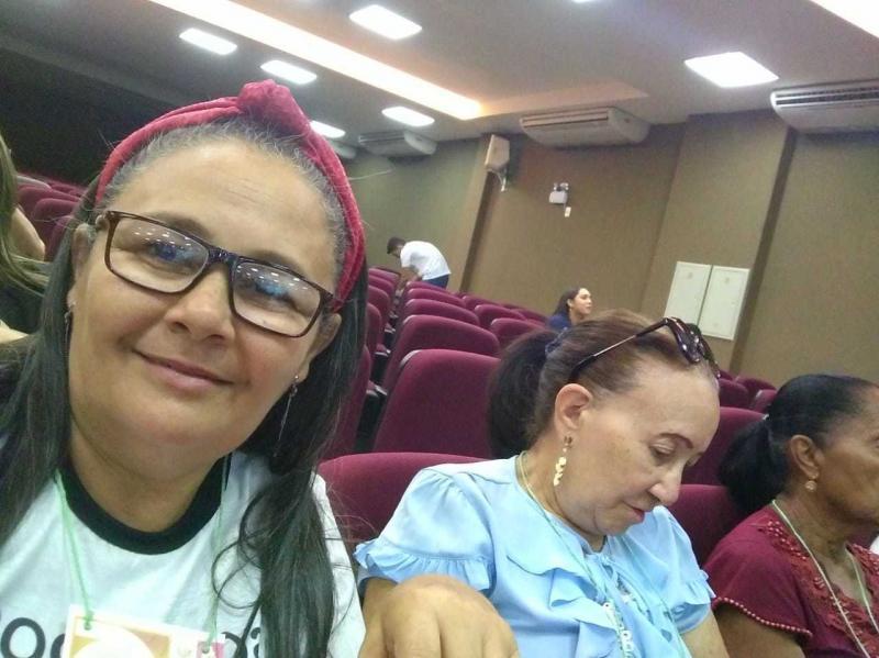 Santa Cruz dos Milagres realiza a V Conferência  Da Pessoa Idosa