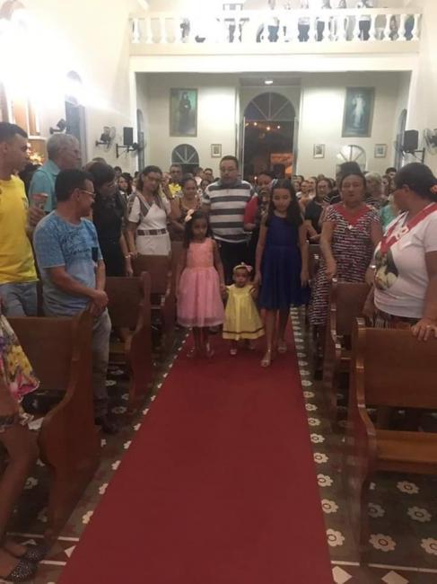 Paróquia de São Benedito inicia a semana nacional da família