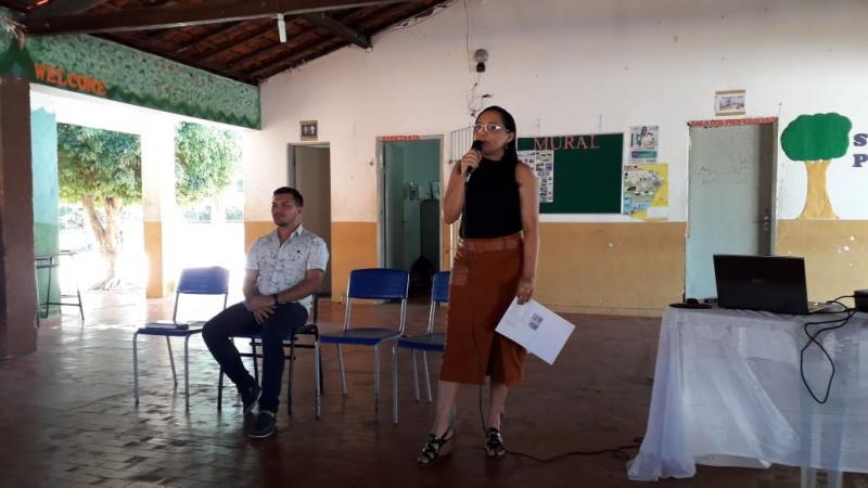 Equipe SEMEC promove II Encontro de Formação com gestores e professores