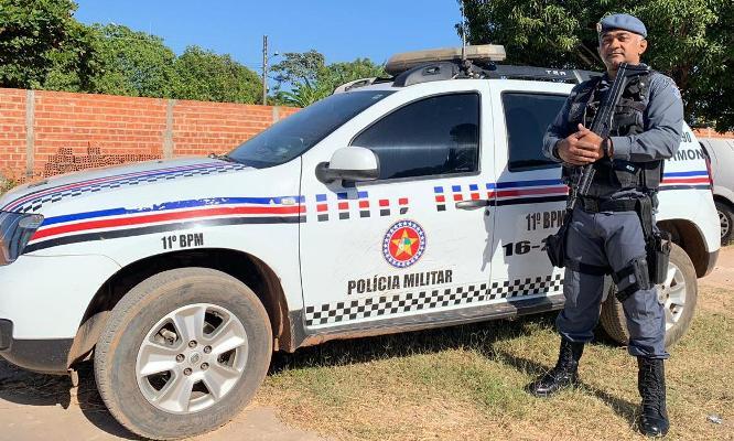 Timonense que nos representa: Sargento Neves