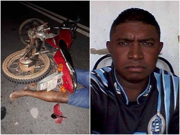 Motociclista morre após bater na traseira de carreta na BR-230