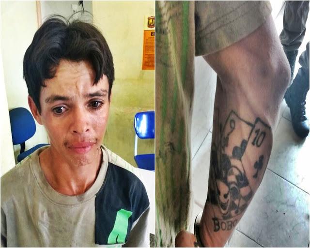 Homem é preso após agredir própria mãe com panela de pressão