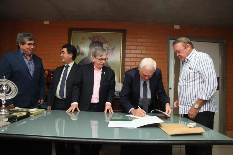UFPI realizará concurso da Assembleia Legislativa do Piauí