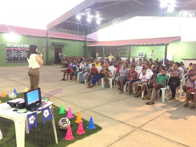 Oeiras promove projetos de inclusão social através do esporte