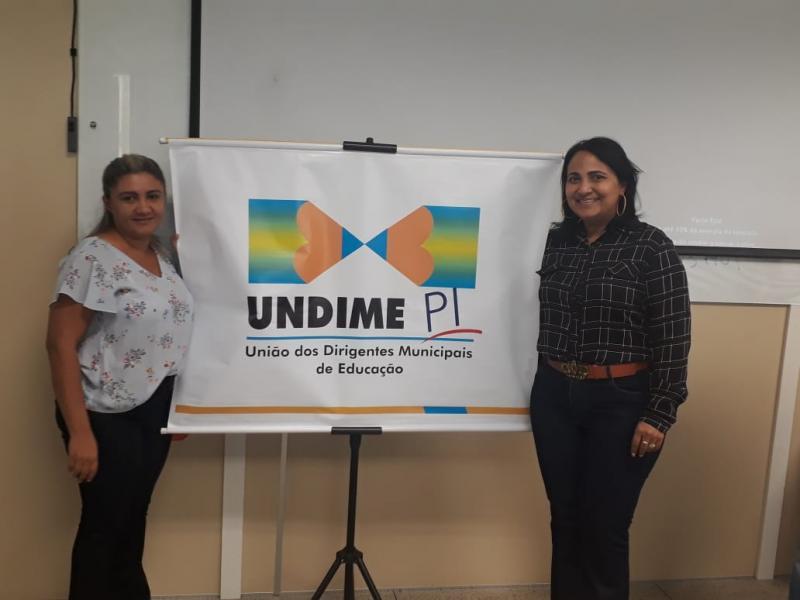 Francinópolis: Técnica da SEMEC participa de capacitação para da UNDIME
