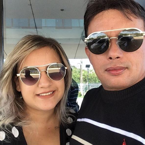 Esposa do cantor Paulynho Paixão nega agressões