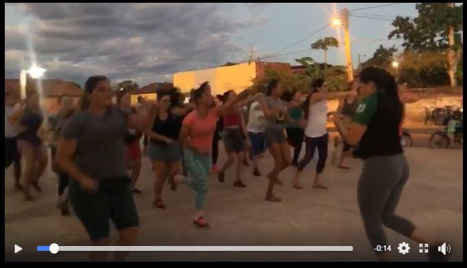 Capitão de Campos: Inicia o projeto Saúde na Praça