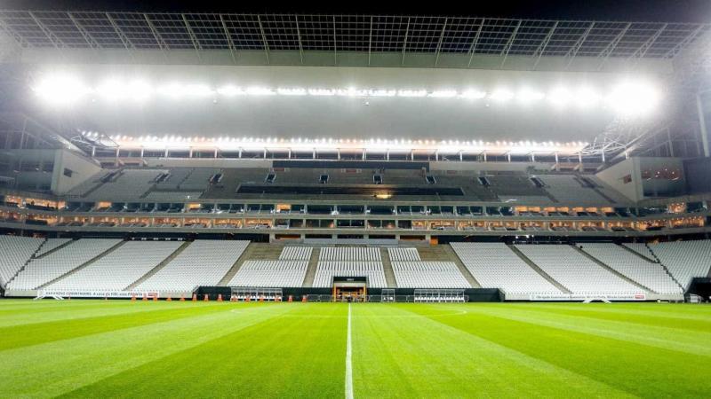 Corinthians diz ter chegado a acordo por dívida do Itaquerão
