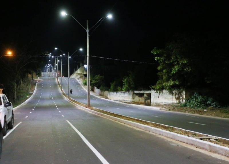 Avenida que faz ligação da Kennedy ao Vale do Gavião é inaugurada