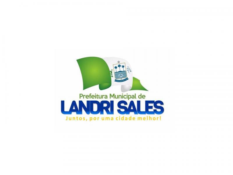 Prefeitura de Landri Sales aplica recurso em melhoramento sanitário