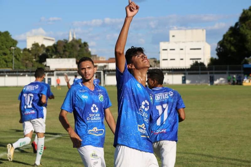 Altos e River empatam no Campeonato Piauiense Sub-17