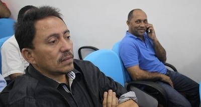 Prefeito de Agricolândia participa de reunião de gestores com o presidente da Funasa