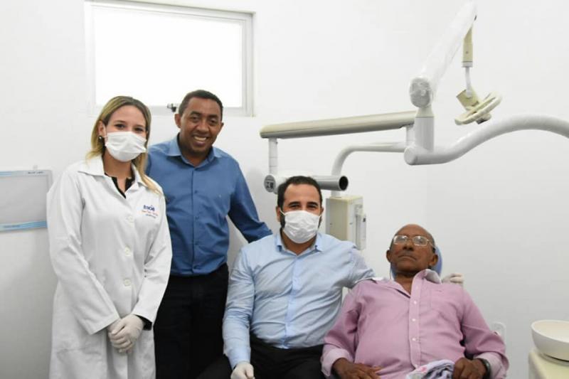 Mutirão Odontológico atende centenas de pessoas em Floriano
