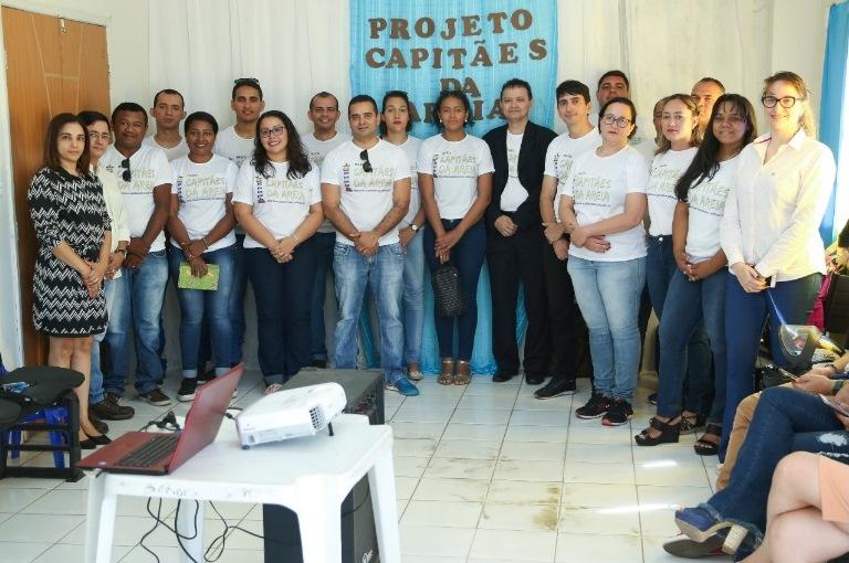 Timon: Projeto 'Capitães de Areia' ganha nova etapa