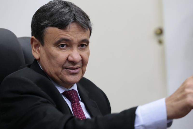 Wellington Dias deixa claro atrito com Bolsonaro
