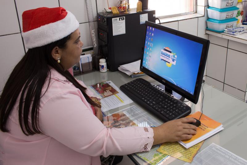 Saúde moderniza sistema com prontuário eletrônico em Uruçuí