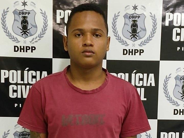 Último suspeito de matar jogador de futebol em Teresina é preso