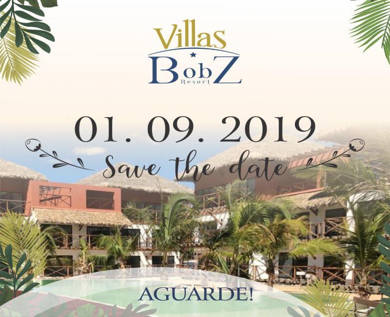 Condomínio Villas Bobz será inaugurado, em setembro no litoral