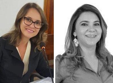 Vereadoras de São Pedro recebem convite do MDB para as próximas eleições