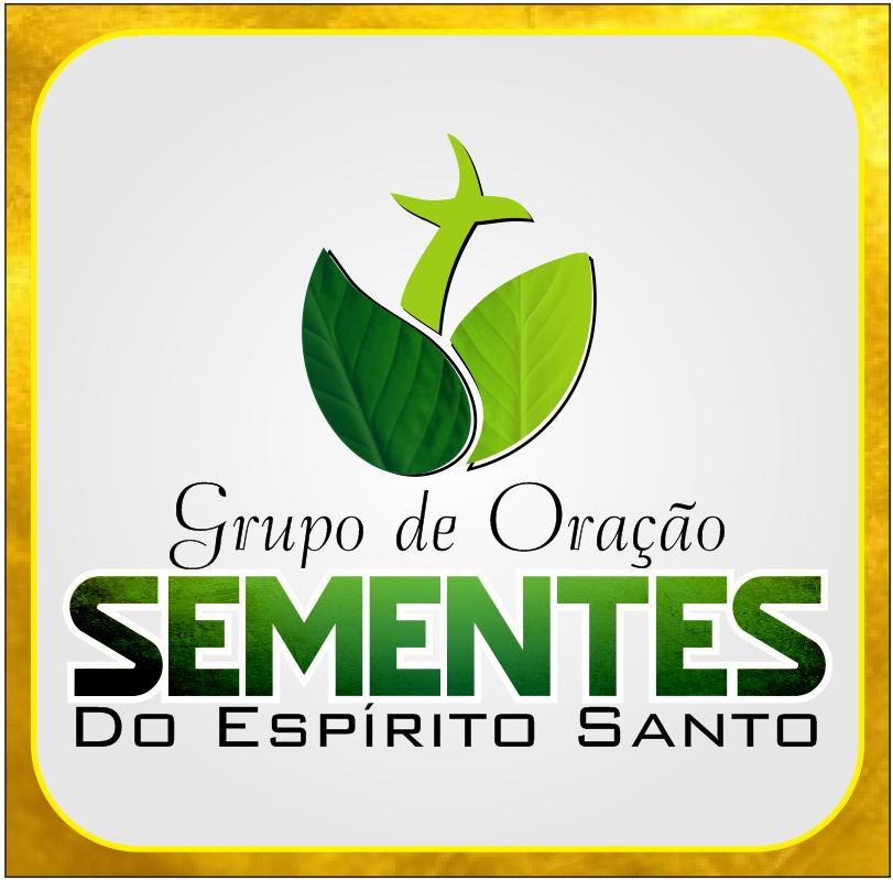 Convite do grupo de oração 'Sementes do Espírito Santo'