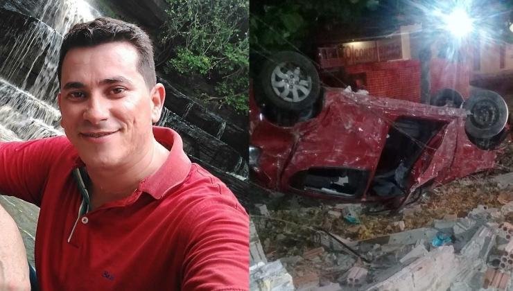 Funcionário do IBGE morre em acidente de carro no PI