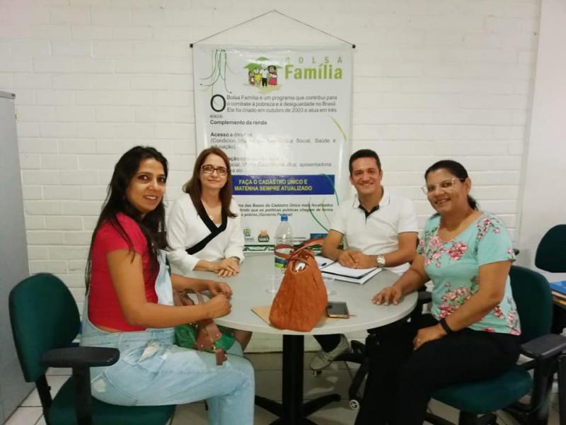 SEMTAC busca informações em Teresina para realização do Seminário do Bolsa