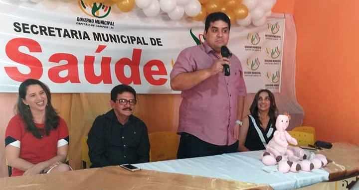 Capitão de Campos: Prefeitura realiza evento Agosto Dourado