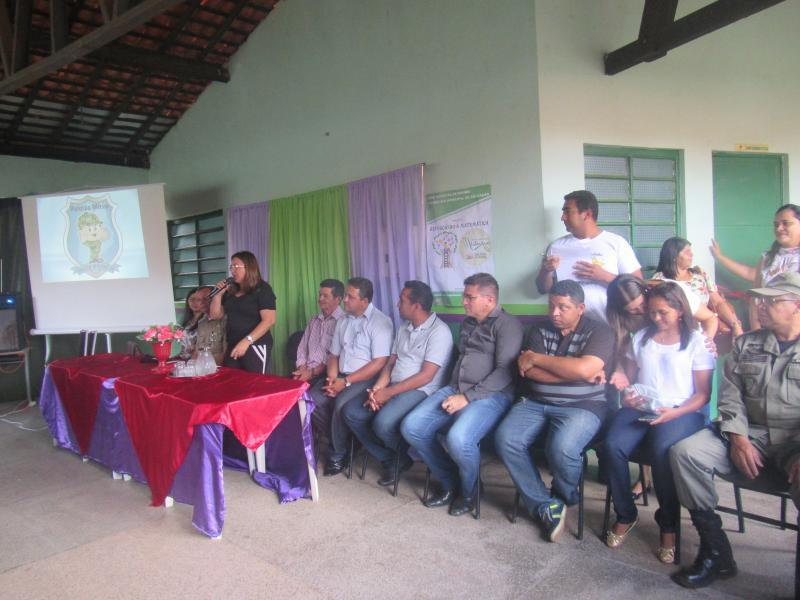 Lançado oficialmente o projeto pelotão Mirim em São João do Arraial