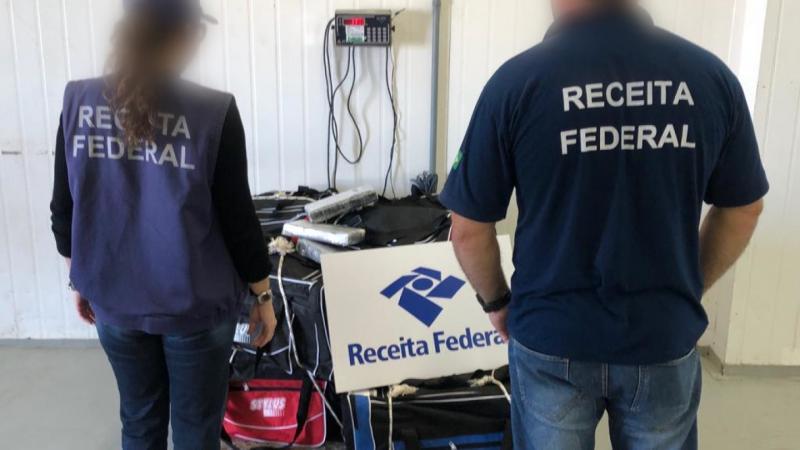 Cocaína com origem no PI é apreendida em Fortaleza