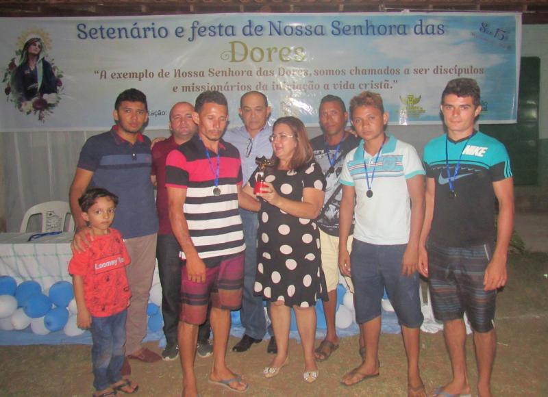 Marruazinho realizou jantar para lançamento dos festejos da comunidade