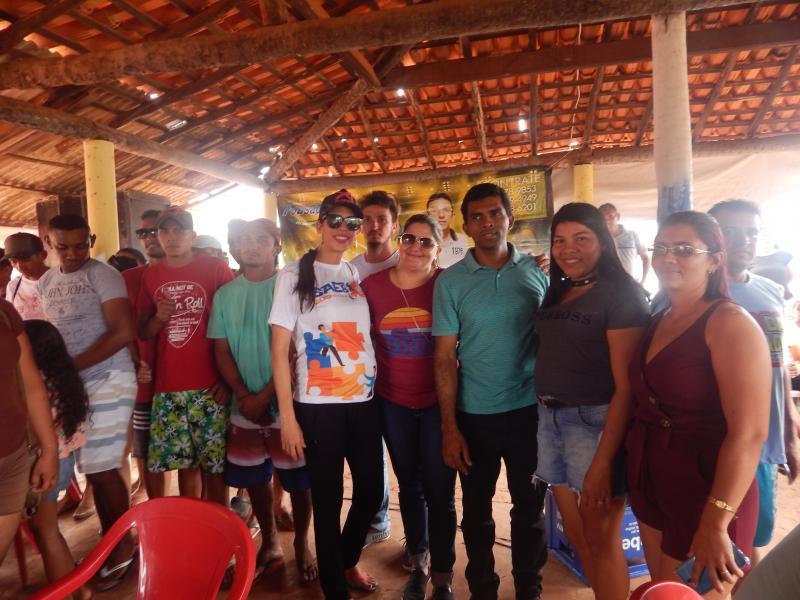 BENEDITINOS: SEMEC realiza linda festa para os Pais