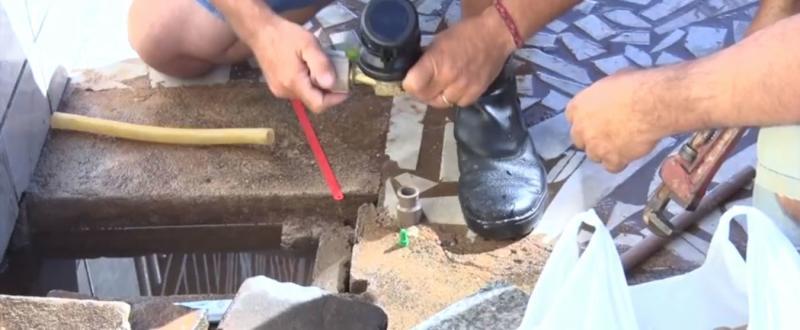 Criminosos roubam hidrômetros e deixam moradores sem água