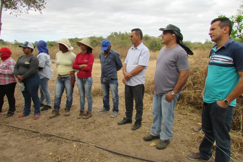 Alunos do curso agro-florestal recebem certificados no Lago dos Gaviões