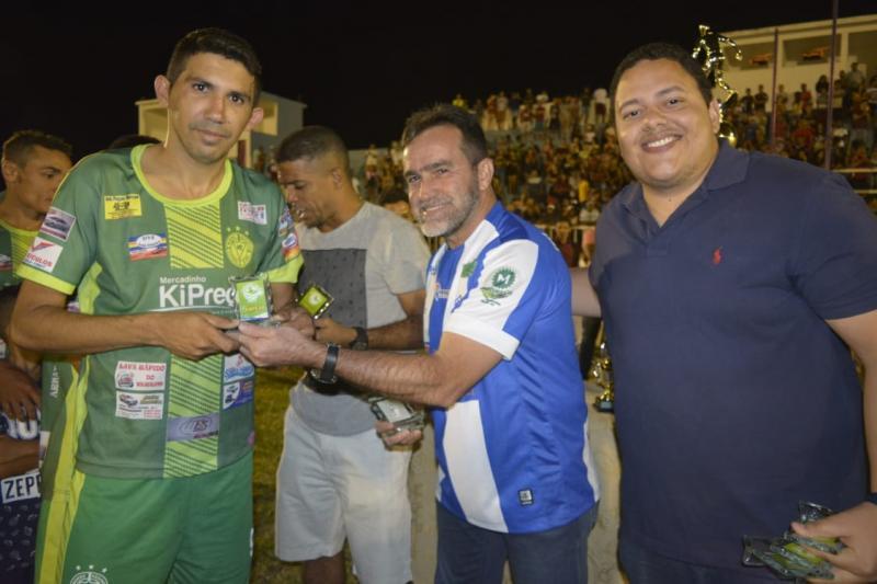 Oeiras: Morro Redondo vence Briona e é campeão do Ruralzão 2019