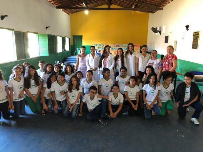 Gestão de Porto inicia atividades do Programa Crescer Saudável