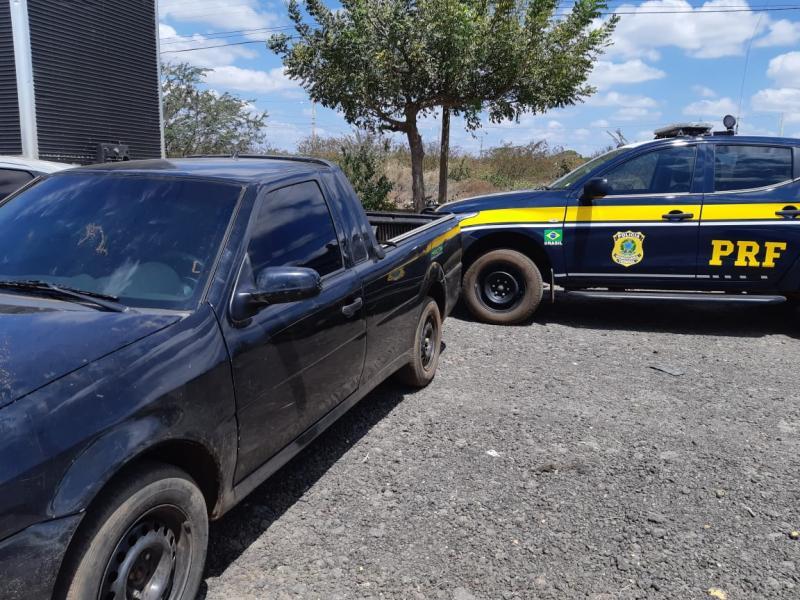 Condutor é preso por uso de documento falso na BR 316